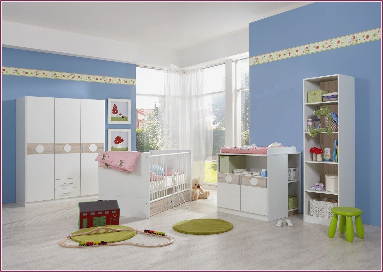 Kinderzimmer Kimba 6 Teilig