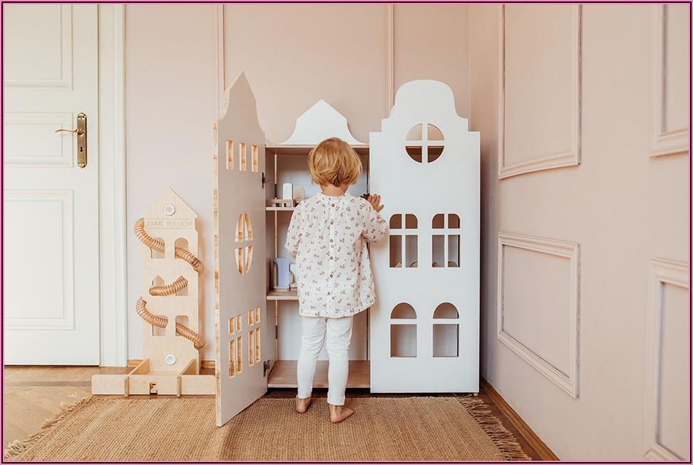 Kinderzimmer Kleiderschrank Weiß Holz