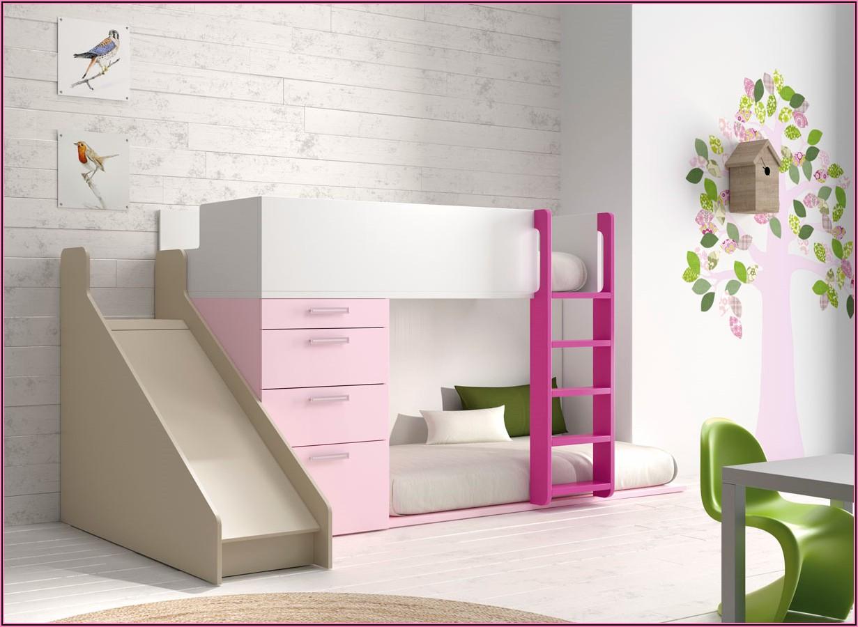 Kinderzimmer Komplett Mit Rutsche