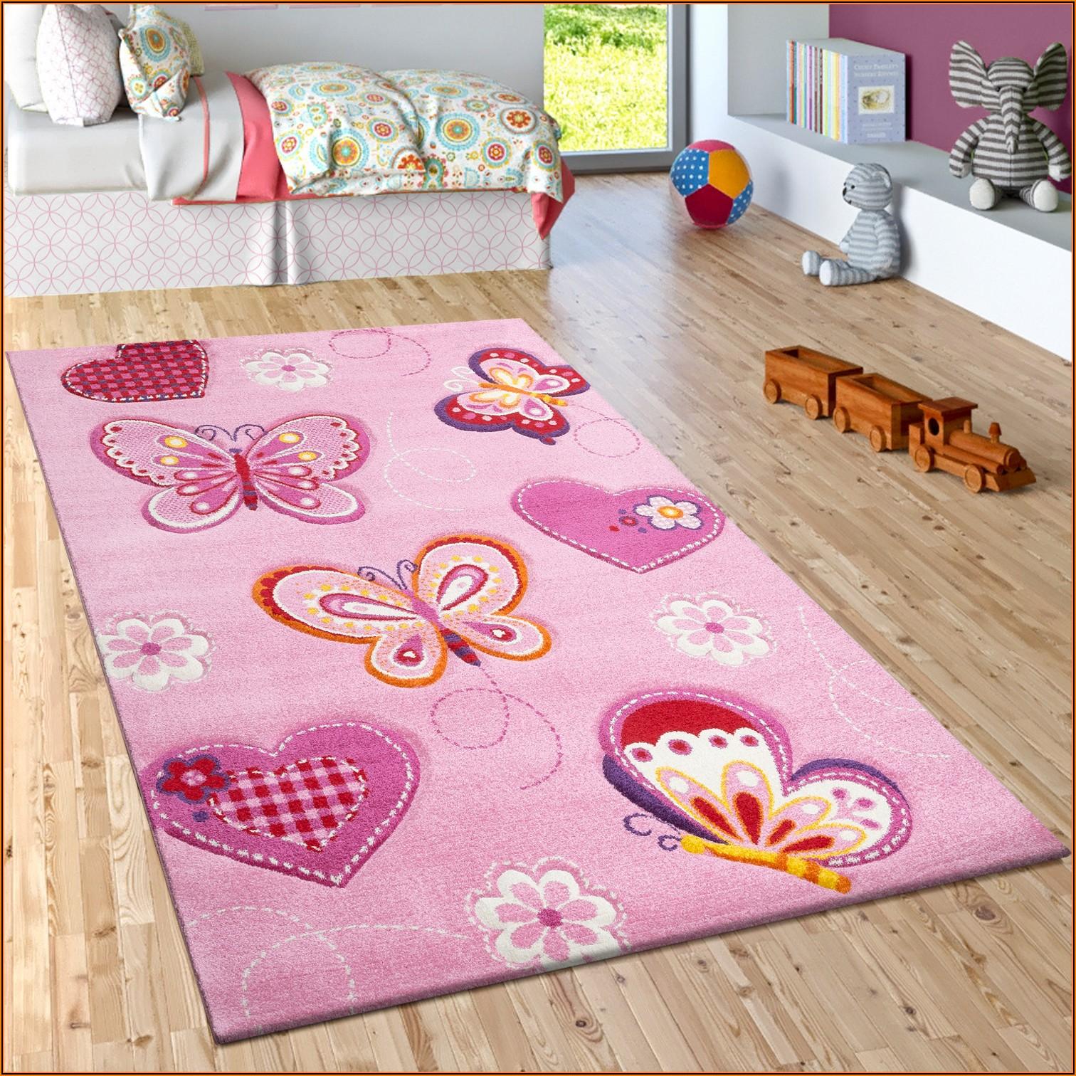 Kinderzimmer Lila Pink