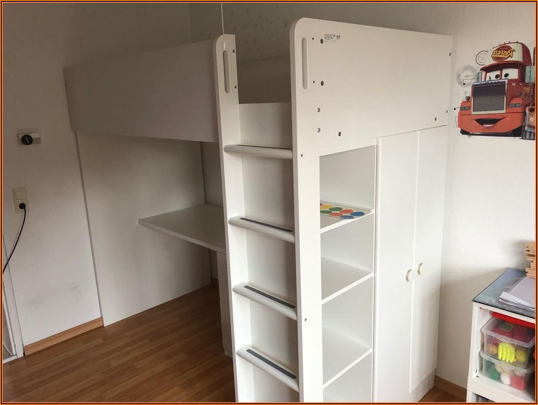 Kinderzimmer Stuva Hochbett
