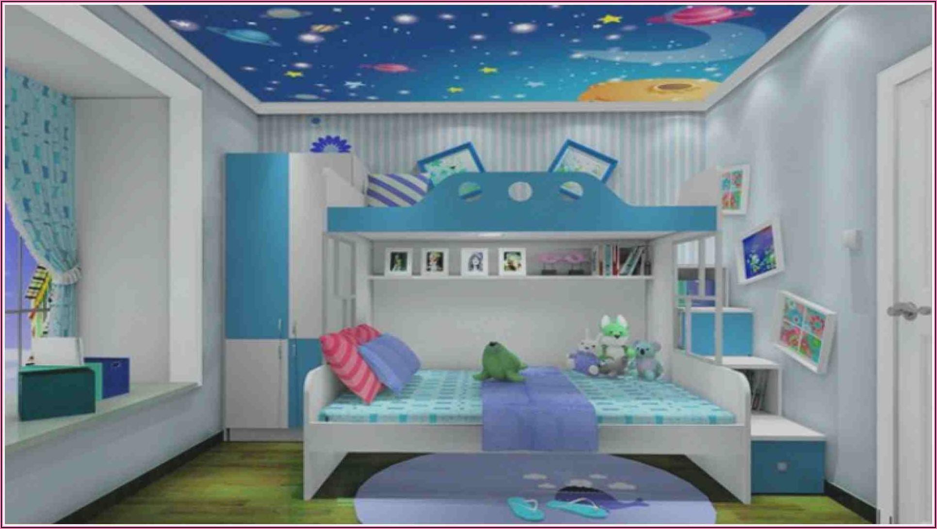 Playmobil Kinderzimmer Junge Und Mädchen