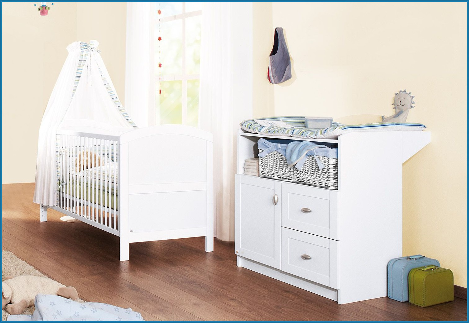 Babyzimmer Set 2 Teilig Günstig