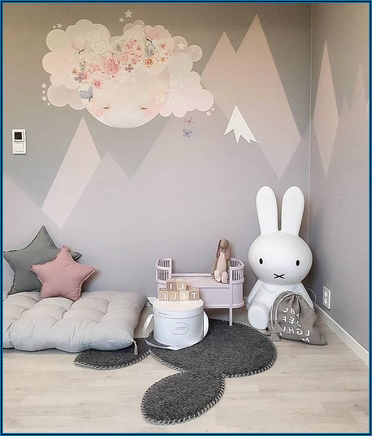 Babyzimmer Streichen Ideen Mädchen