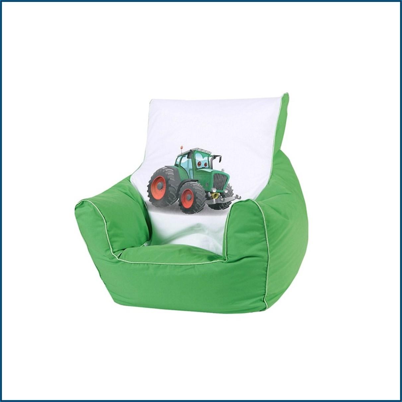 Kinder Sitzsack Traktor