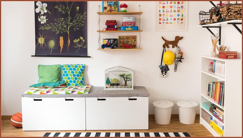 Kinderzimmer Aufbewahrung Ideen
