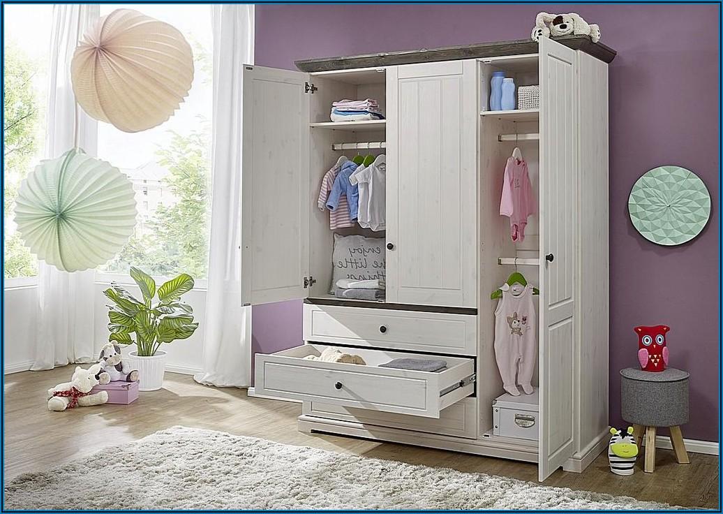 Kinderzimmer Schrank Weiß Mit Schubladen