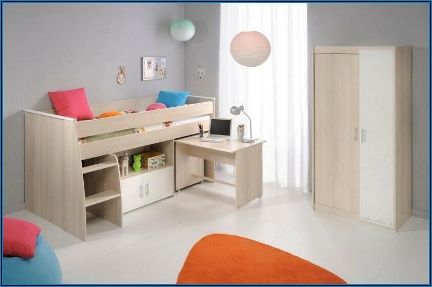 Kinderzimmer Set Mit Schreibtisch