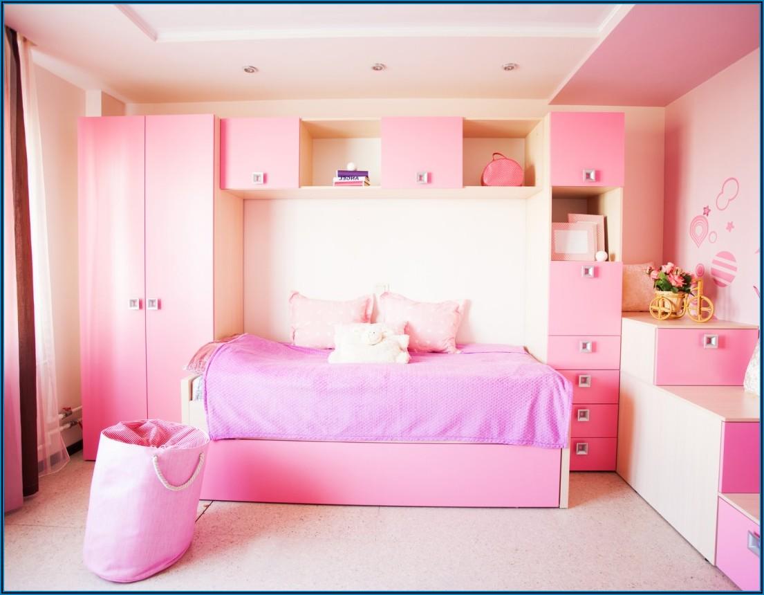 Kinderzimmer Streichen Rosa Grün