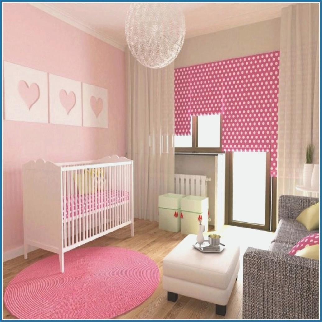 Kinderzimmer Tapete Mädchen Floral