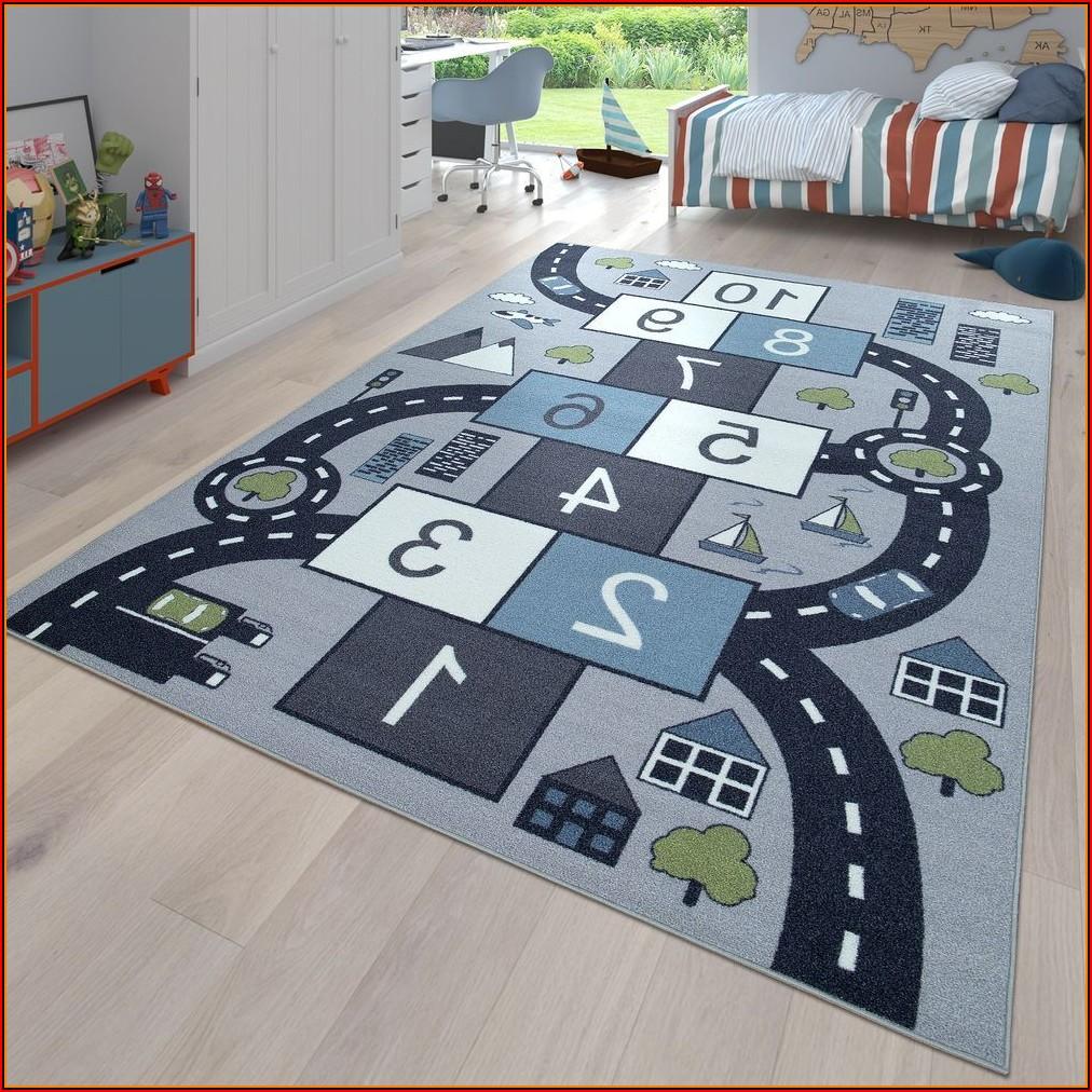 Kinderzimmer Teppich Für Jungs