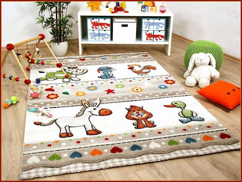 Kinderzimmer Teppich Hammer