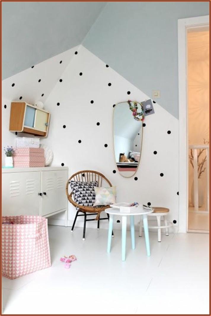 Kinderzimmer Wand Ideen Mädchen