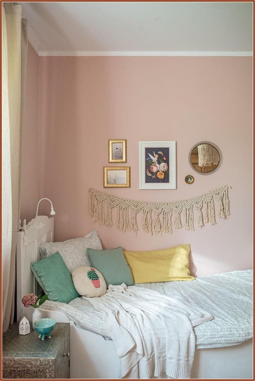 Kinderzimmer Wandfarbe Mädchen