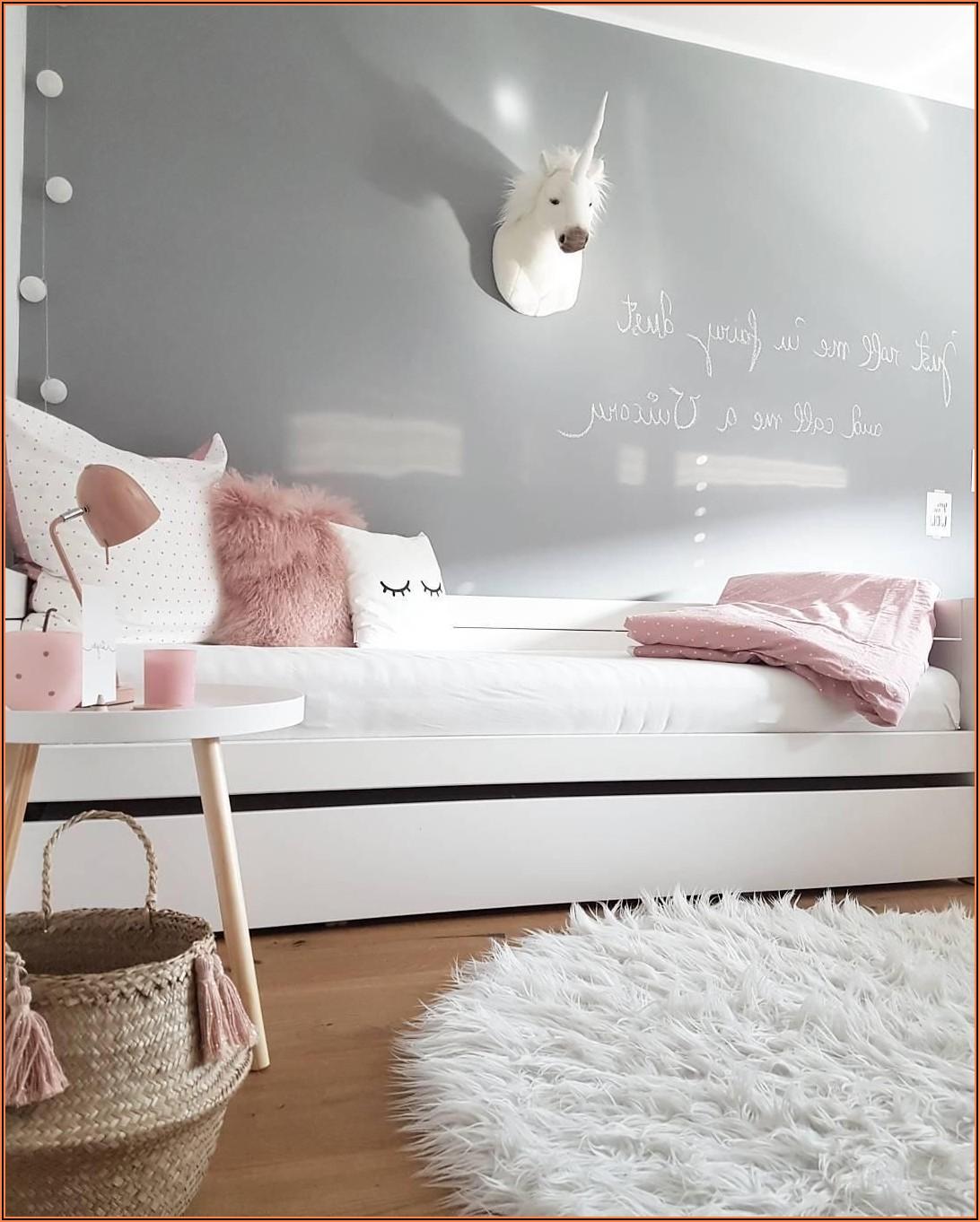 Kinderzimmer Weiß Rosa Grau