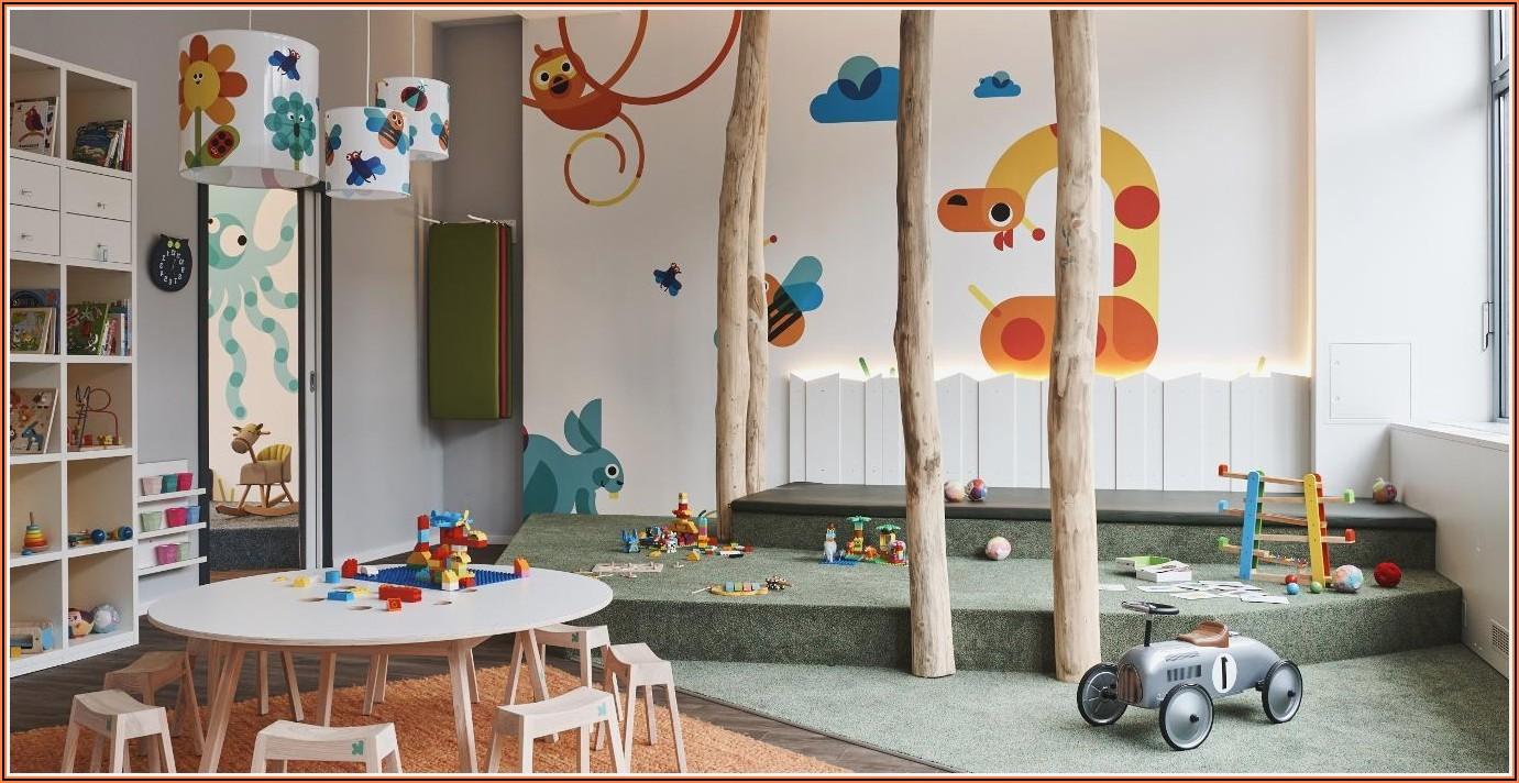 Kita Kinderzimmer Astraturm Hamburg