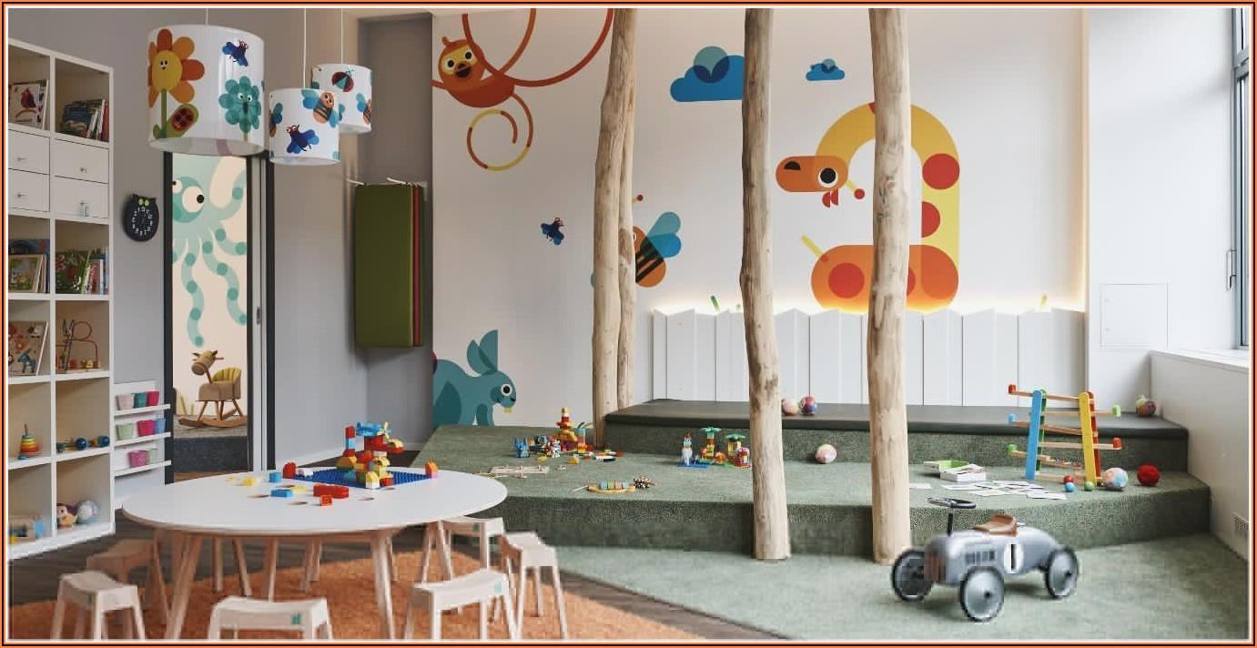 Kita Kinderzimmer Bahrenfeld Marmeladenfabrik Hamburg