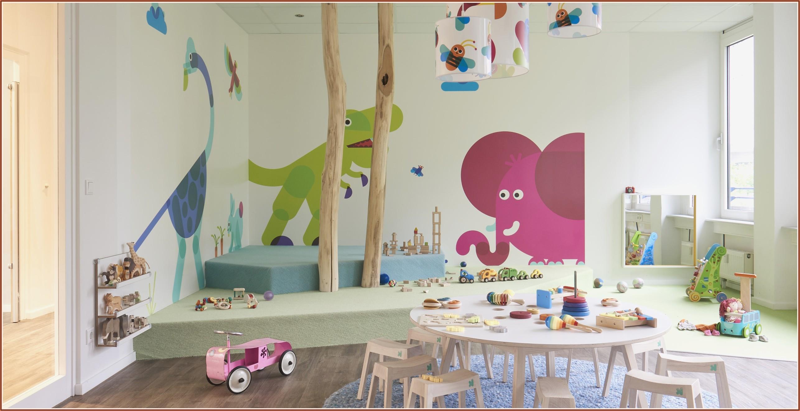 Kita Kinderzimmer City Süd Hamburg
