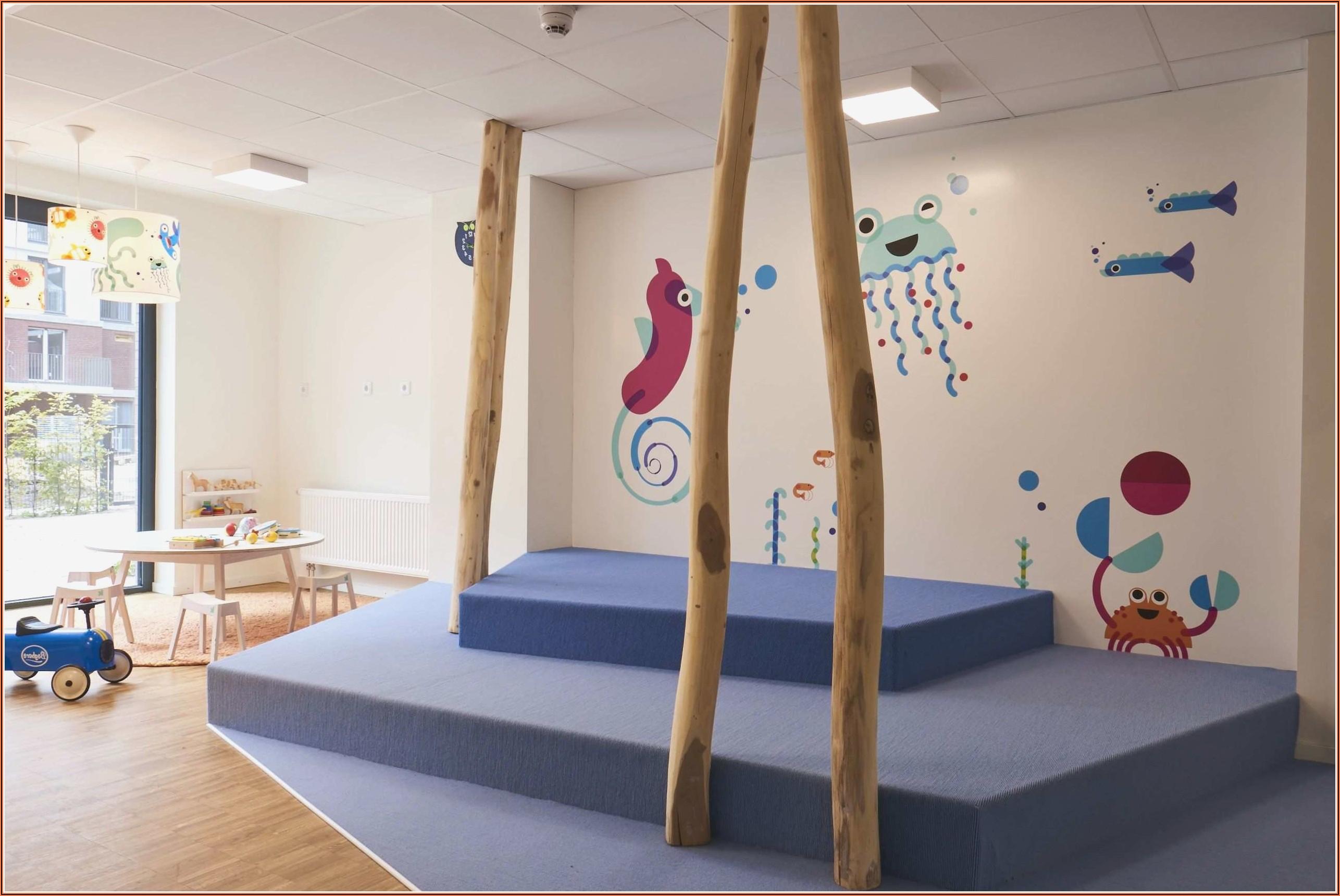 Kita Kinderzimmer Lohsepark Hafencity Hamburg