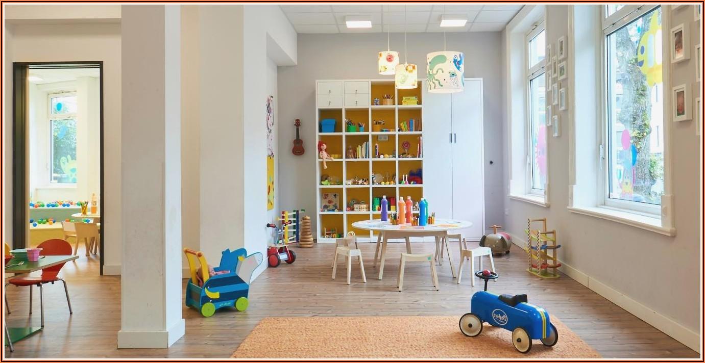 Kita Kinderzimmer Valentinshof Caffamacherreihe Hamburg