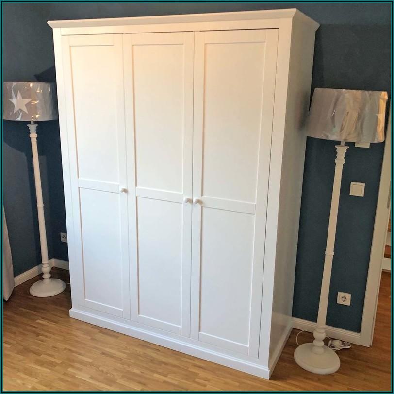 Kleiderschrank Weiß Holz Kinderzimmer