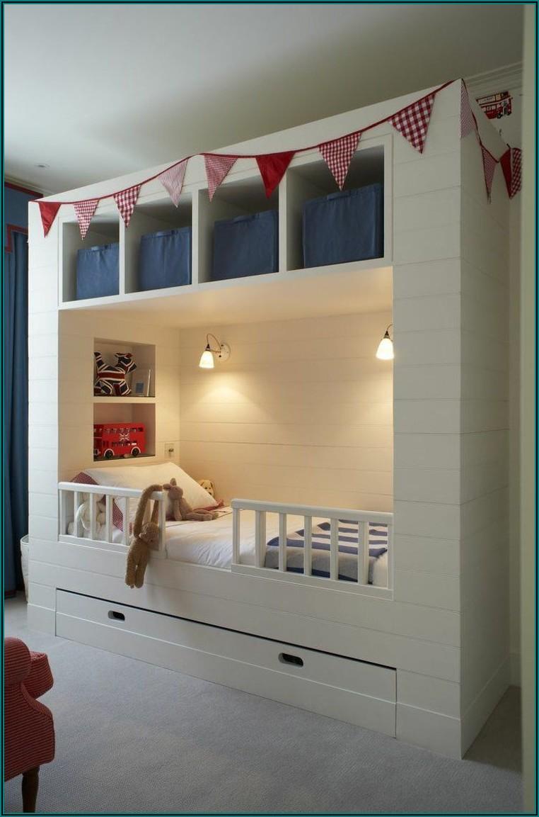 Kleine Braune Käfer Im Kinderzimmer