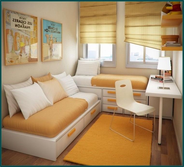 Kleines Jugendzimmer Für 2 Einrichten