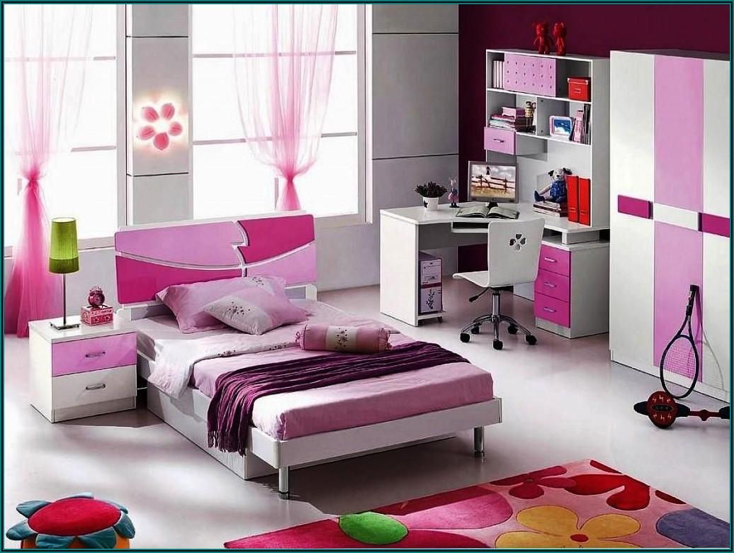Kleines Jugendzimmer Mädchen Ideen