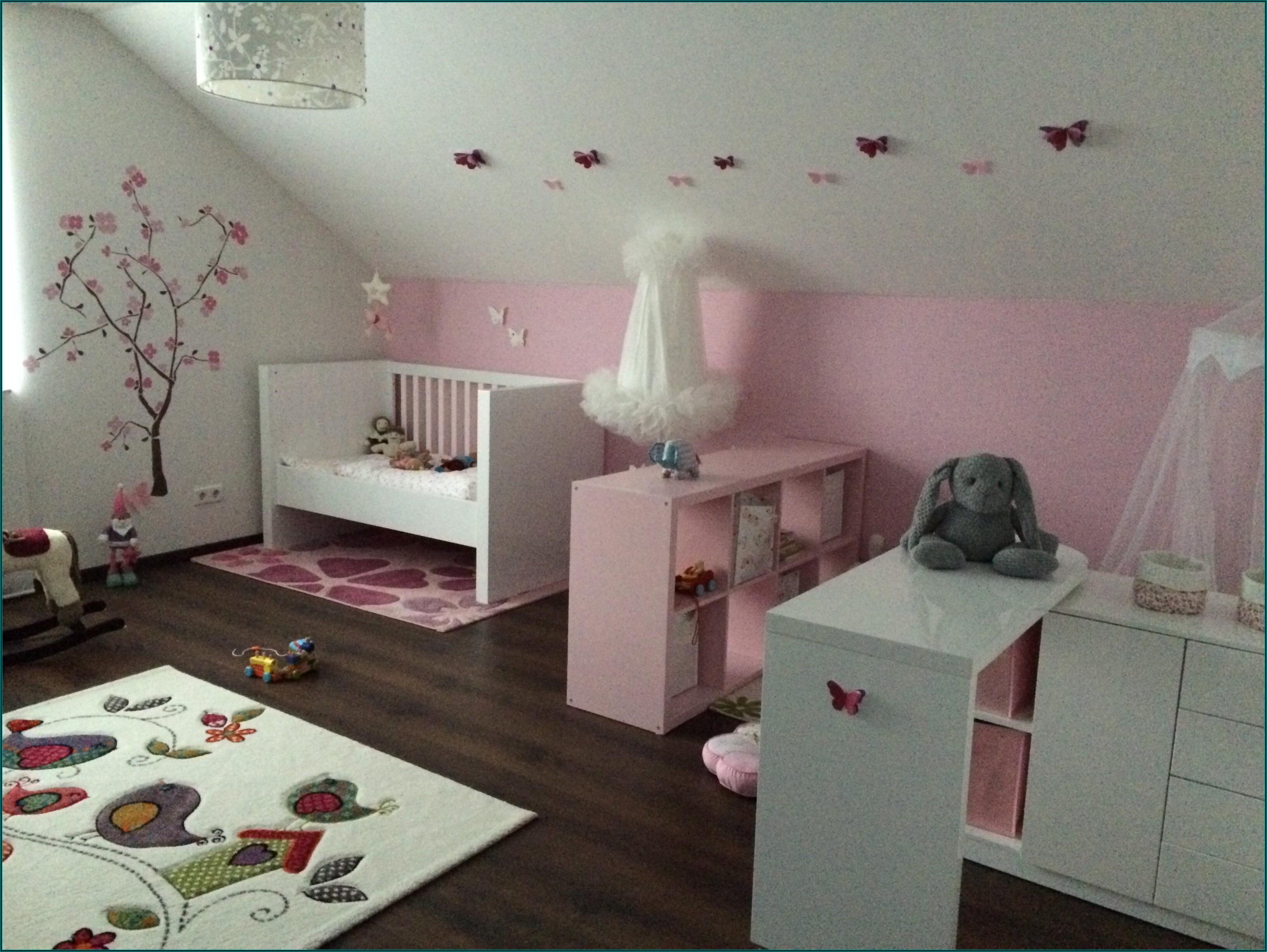 Kleines Kinderzimmer Einrichten Mädchen