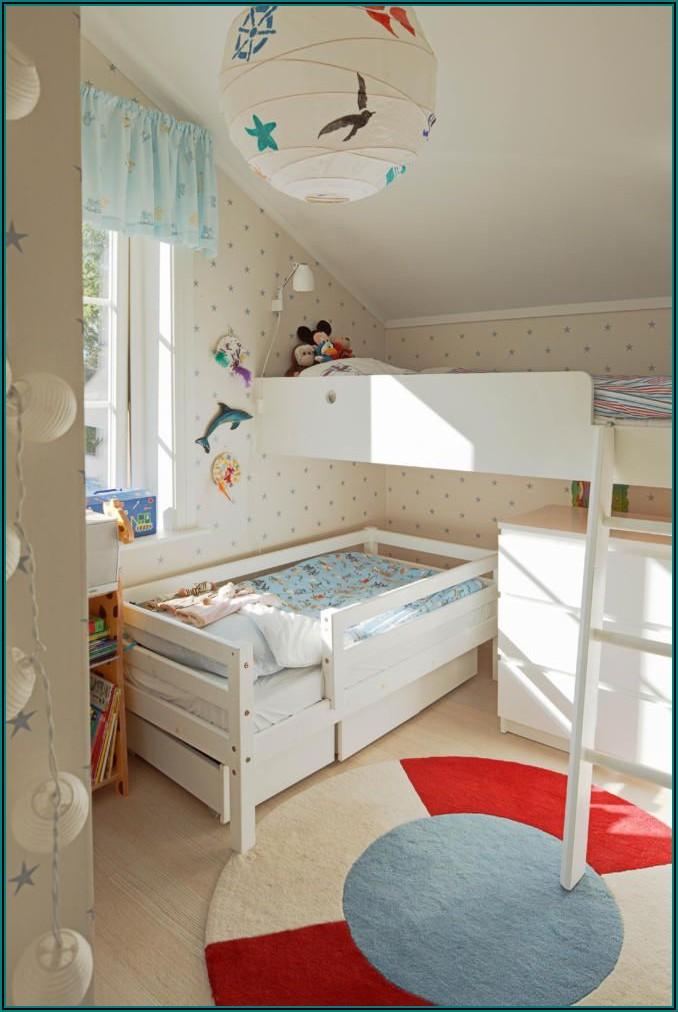 Kleines Kinderzimmer Für 2 Kinder Einrichten
