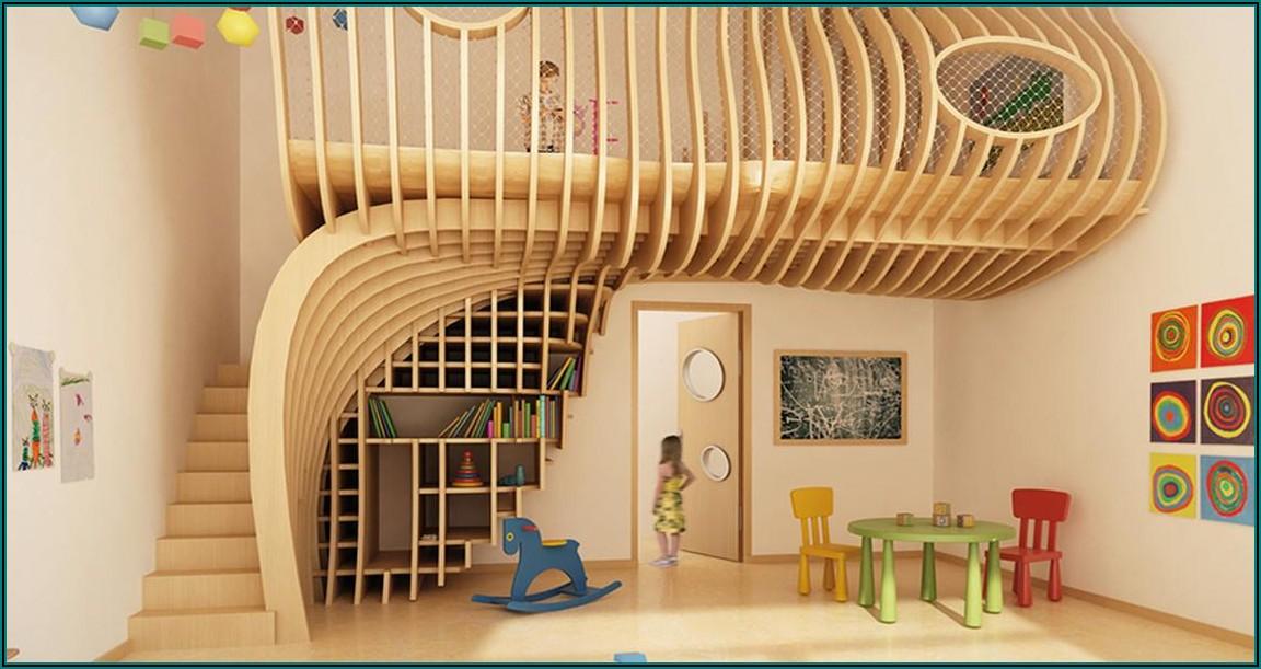 Kleines Kinderzimmer Für Drei Einrichten