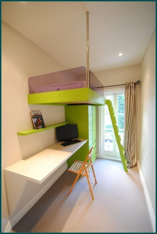 Kleines Kinderzimmer Mit Schreibtisch Einrichten