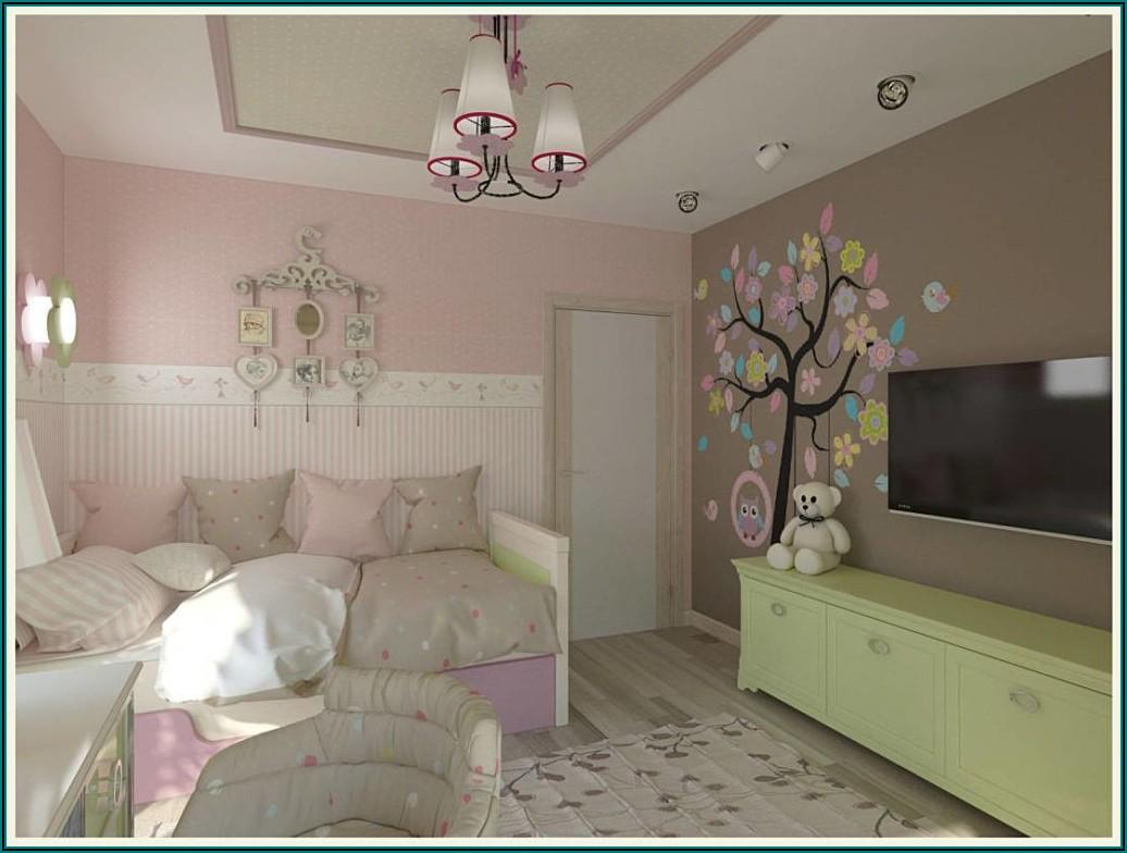 Kleines Kinderzimmer Schön Gestalten