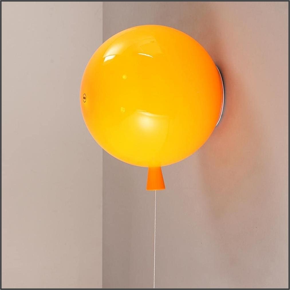 Lampenschirm Kinderzimmer Ballon