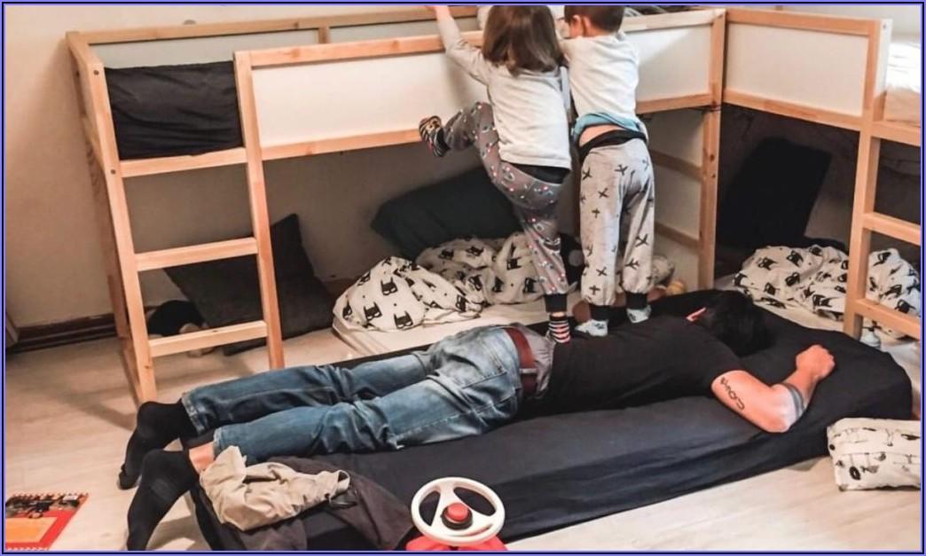 Mit Kind Im Kinderzimmer Schlafen