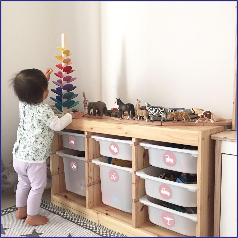 Montessori Basics Im Kinderzimmer