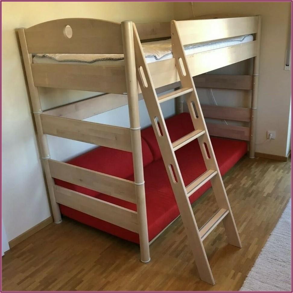 Paidi Kinderbett Mit Rutsche Gebraucht