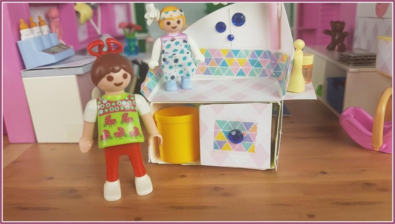 Pimp My Playmobil Familie Hauser Kinderzimmer