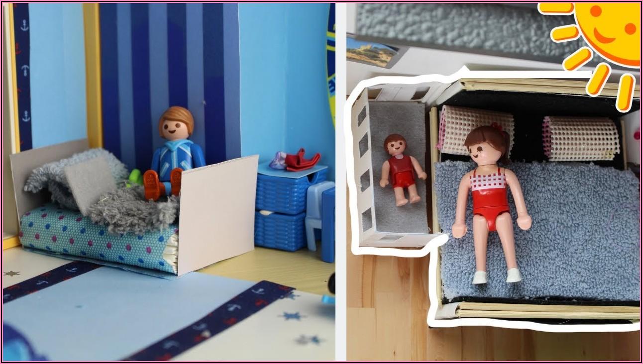 Playmobil Familie Hauser Kinderzimmer Basteln