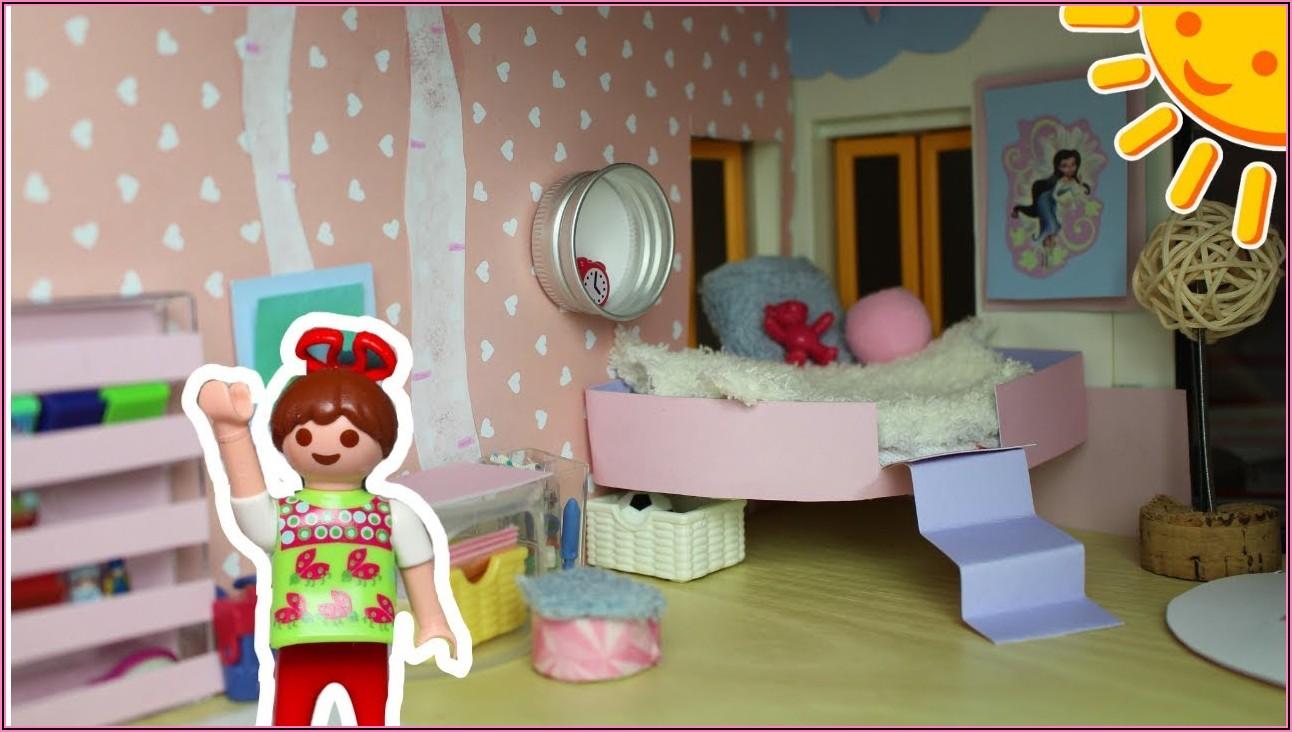 Playmobil Familie Hauser Kinderzimmer Einrichten