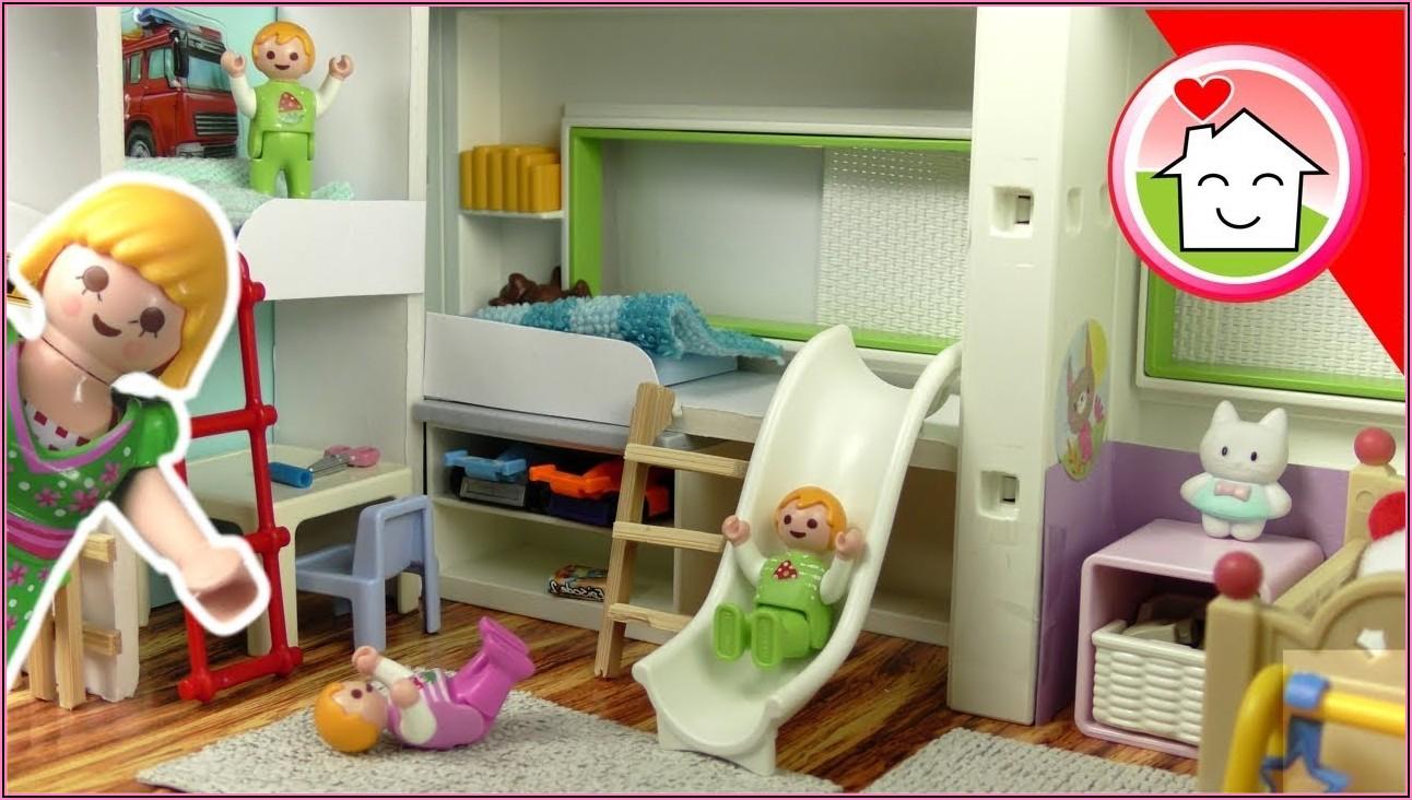 Playmobil Familie Hauser Neues Kinderzimmer