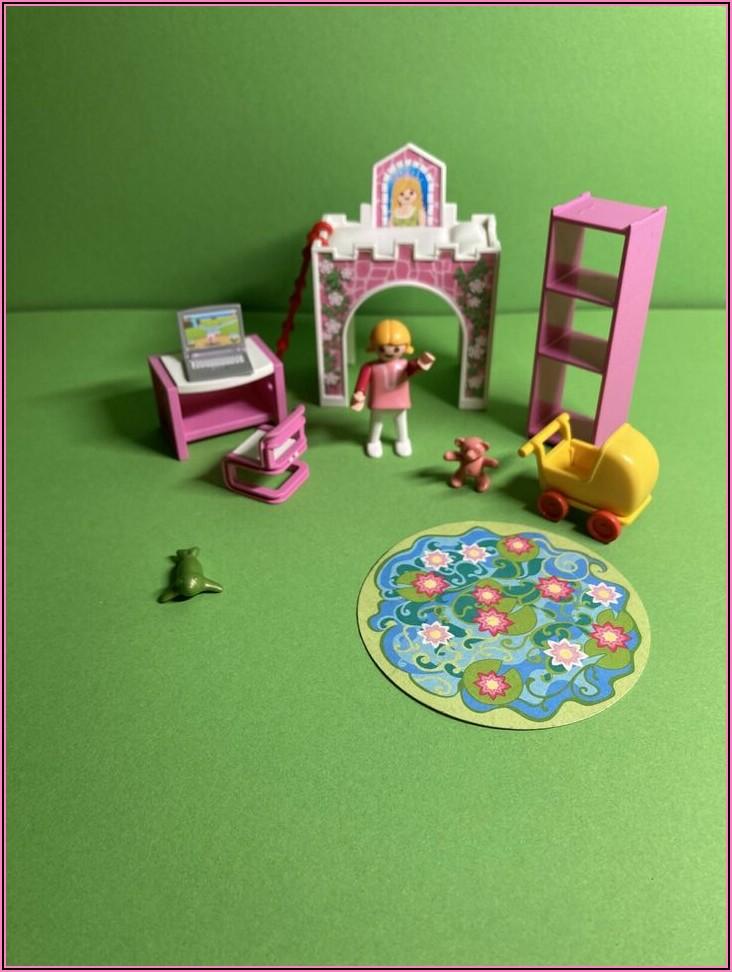 Playmobil Haus Einrichtung Kinderzimmer