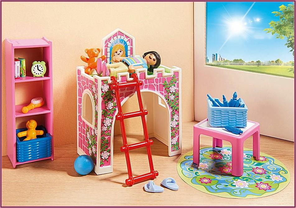Playmobil Kinderzimmer City Life
