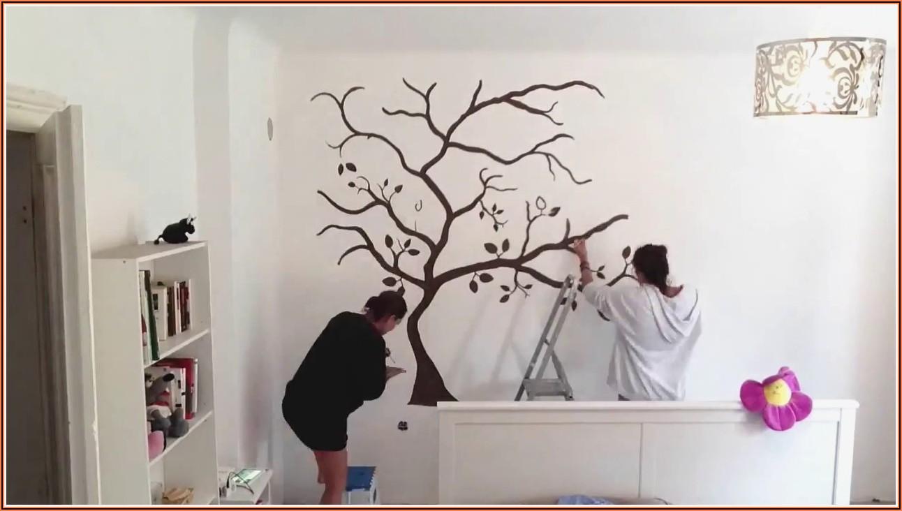 Wandmotive Kinderzimmer Selber Malen