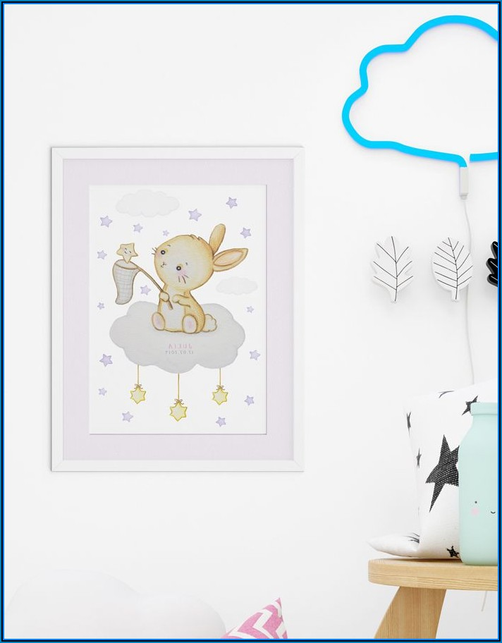 Kinderposter Hase