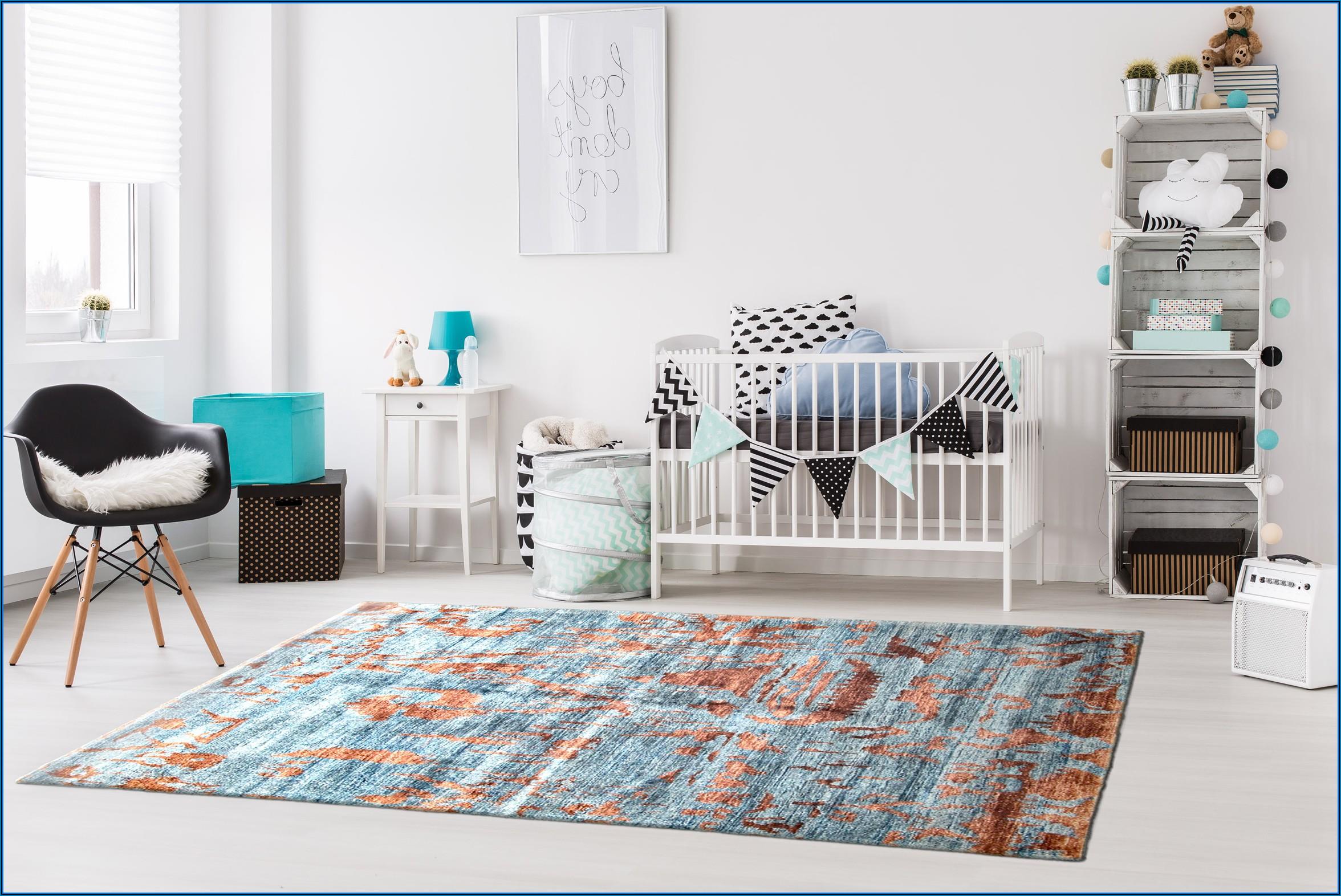 Polypropylen Teppich Im Kinderzimmer