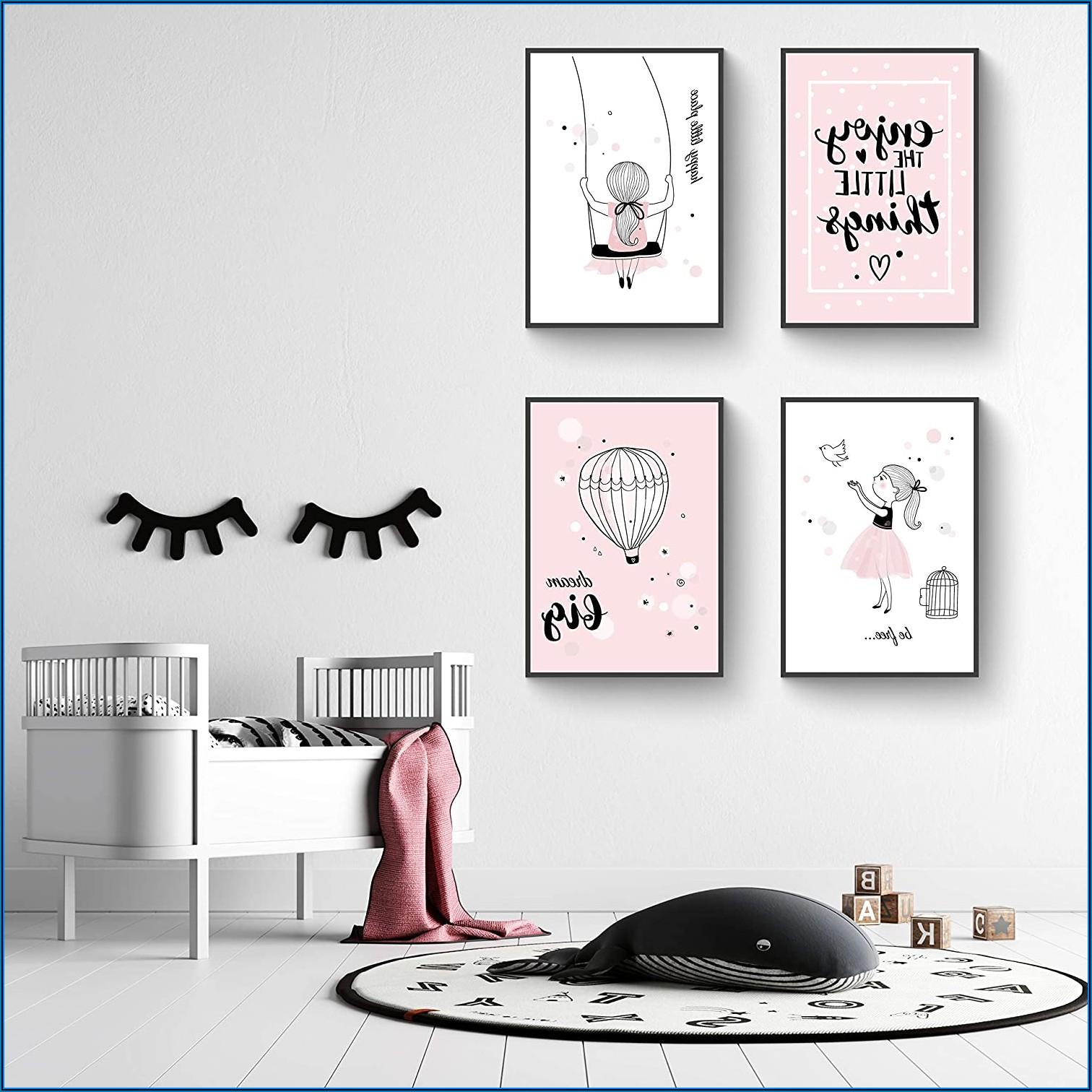 Prinzessin Bilder Kinderzimmer