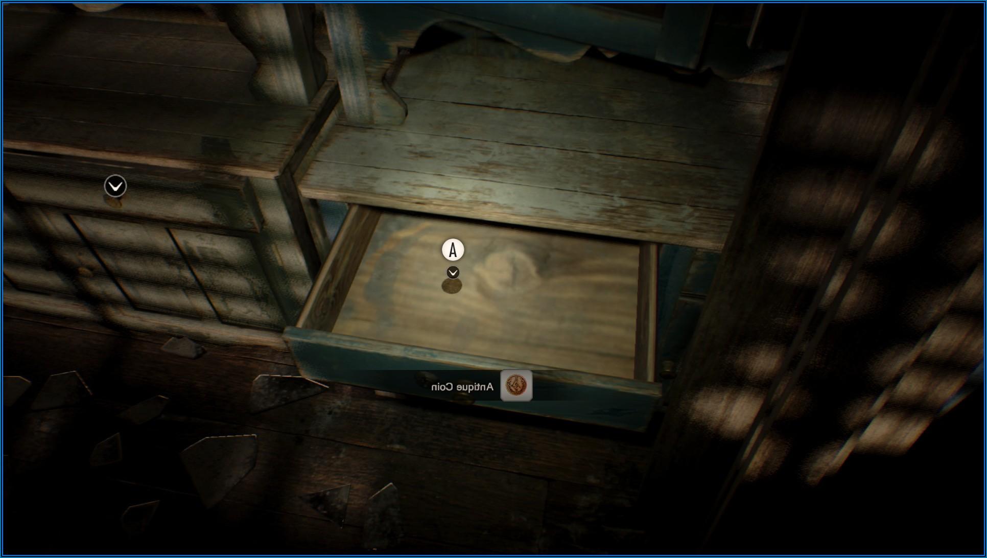 Resident Evil 7 Kinderzimmer Leiter