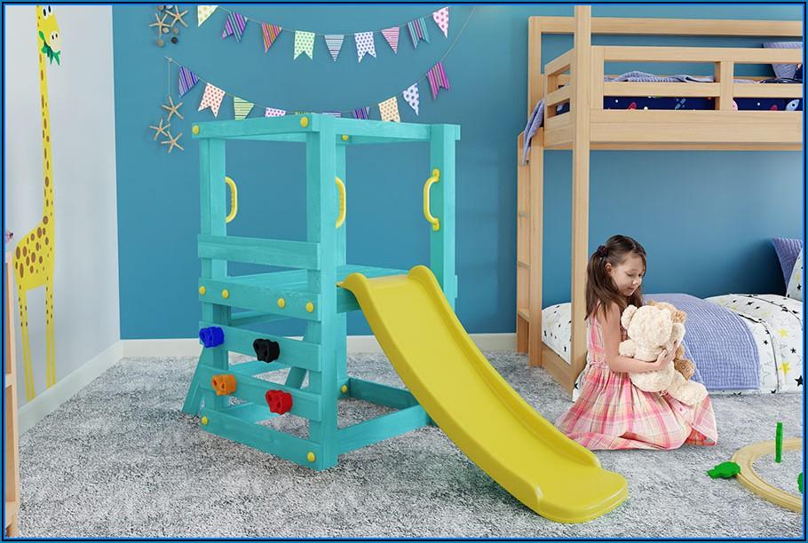 Rutsche Für Kinderzimmer Holz