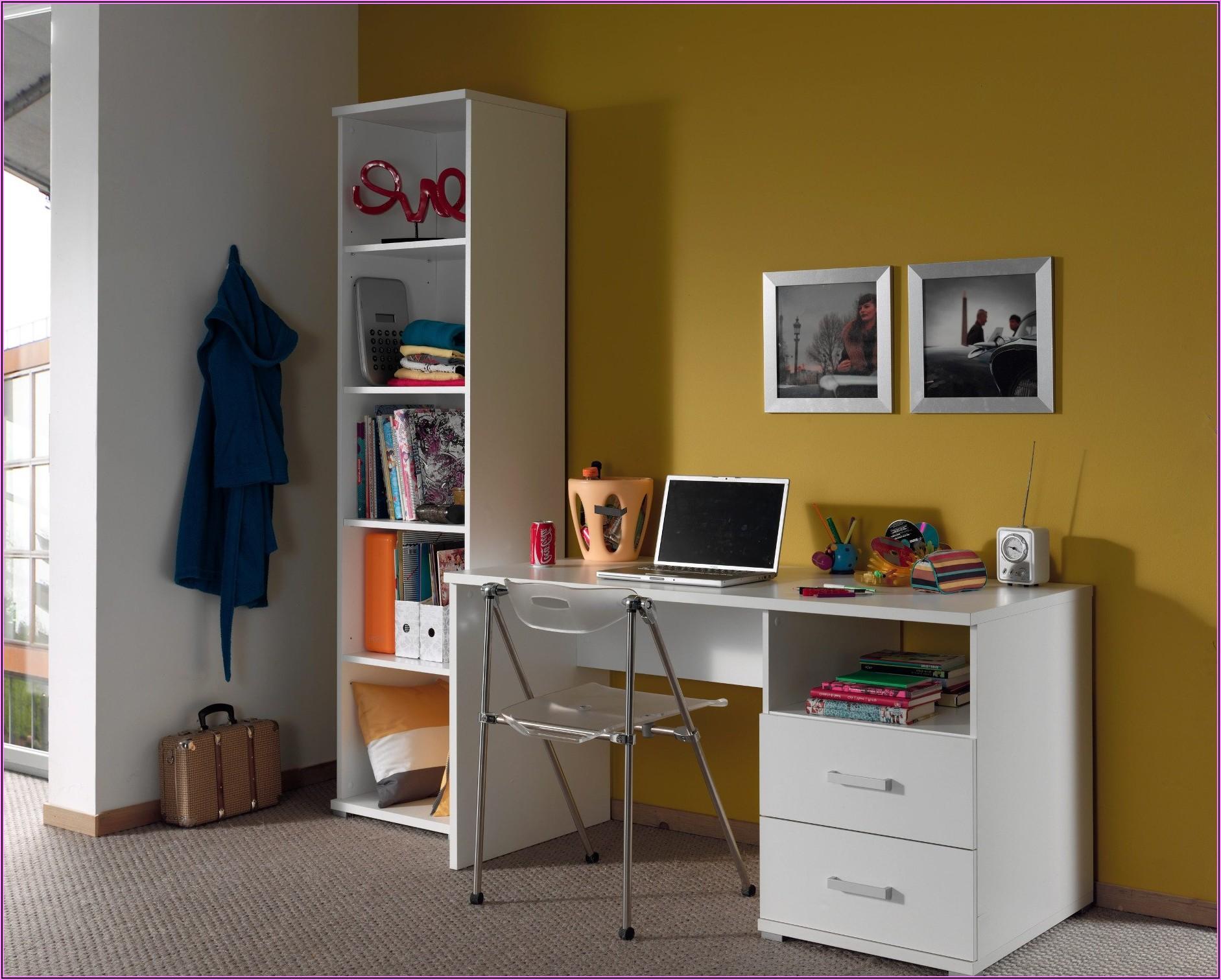 Kinderzimmer Schreibtisch Mit Regal